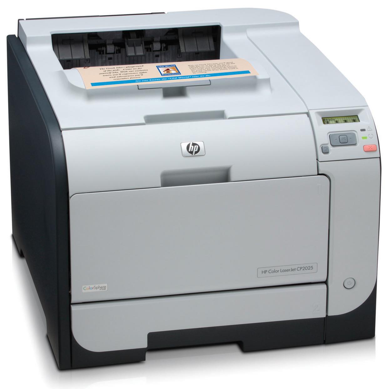 Nạp mực máy in HP CP2025DN