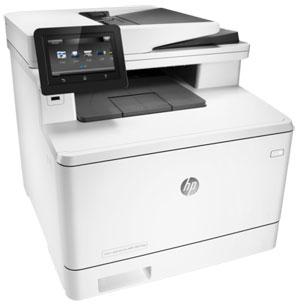 Sửa máy in HP Color LaserJet Pro MFP M377dw