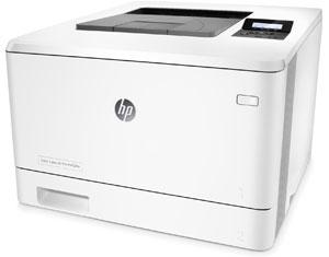 Sửa máy in HP Color LaserJet Pro MFP M452dw
