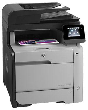 Sửa máy in HP Color LaserJet Pro MFP M476dw