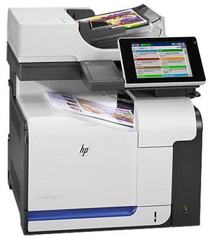 Sửa máy in HP Color MFP M575dn