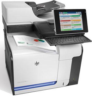 Sửa máy in HP Color MFP M575f