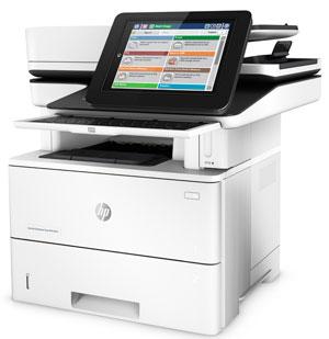 Sửa máy in HP LaserJet Enterprise MFP M527z