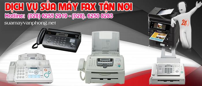 Dịch vụ sửa máy fax tận nơi