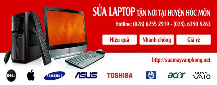 sua laptop tai huyen hoc mon
