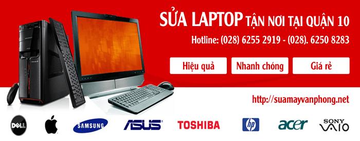 sua laptop tai quan 10