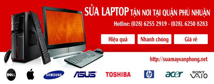 sua laptop tai quan phu nhuan