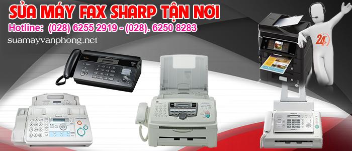 Dịch vụ sửa máy fax Sharp tận nơi