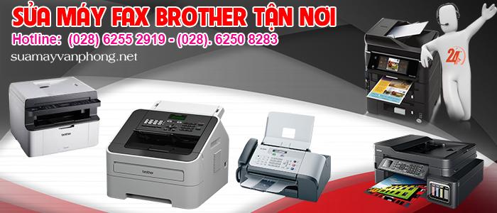 Dịch vụ sửa máy fax brother tận nơi