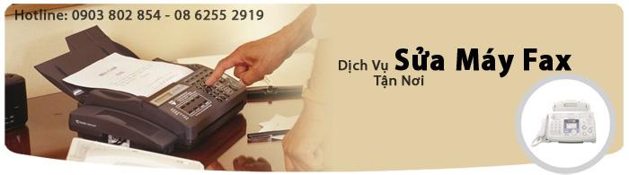 Sửa máy fax Brother quận Bình Thạnh